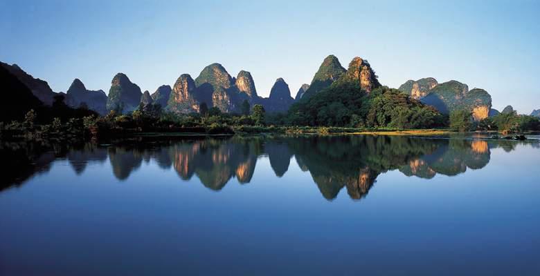 Cina programma del viaggio - Paysage star wars ...